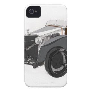 Hispano Suiza Nahaufnahme Case-Mate iPhone 4 Hülle