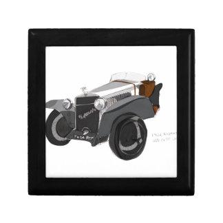 Hispano Suiza Nahaufnahme Geschenkbox