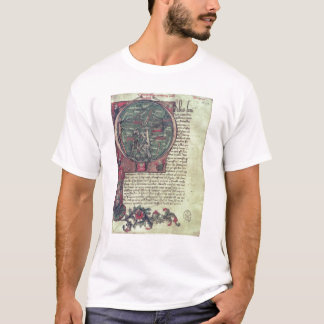 Historiated Initiale T-Shirt