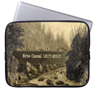 Historische Erie-Kanal-zweihundertjährige Jahre Laptopschutzhülle