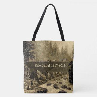 Historische Erie-Kanal-zweihundertjährige Jahre Tasche