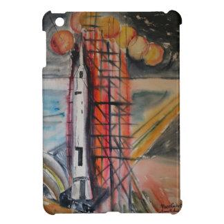 Historische Erinnerungsstücke Mond-Rockets 1969 iPad Mini Hülle