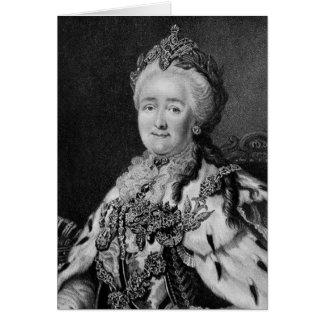 Historische Frauen - Katharina die Große Karte