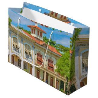 Historische Gebäude, Parque Historico, Guayaquil Große Geschenktüte