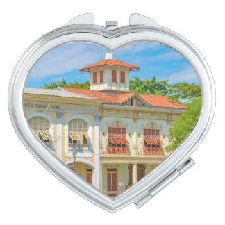 Historische Gebäude, Parque Historico, Guayaquil Taschenspiegel