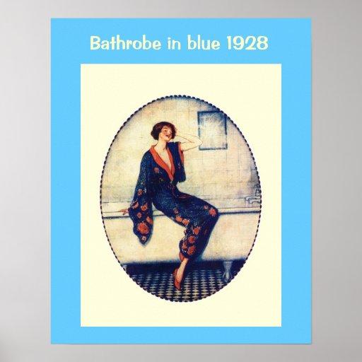 Historische Mode 1928 Posterdrucke