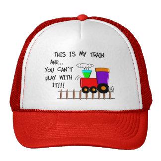 Historische Zug-Geschenke--Unglaublich witzig Rede Truckermützen