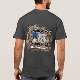 Historisches Weg 66 ~ Williams, Arizona T-Shirt