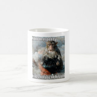 Hitman-Affe Kaffeetasse