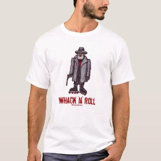 Hitman auf coolem T - Shirt der grafischen Kunst