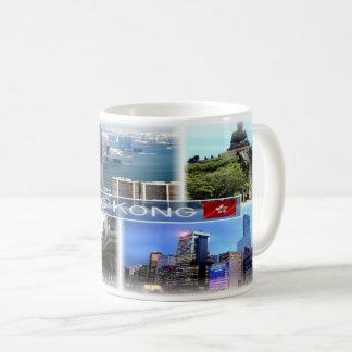 HK Hong Kong - Kaffeetasse