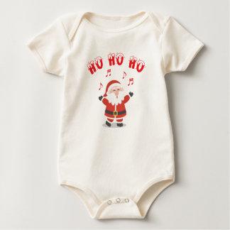 Ho Ho Ho Baby Strampler