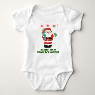 Ho! Ho! Ho! Baby Strampler