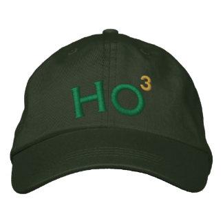 Ho Ho Ho Bestickte Caps