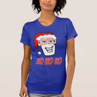 Ho Ho Ho das Shirt Sankt-Frau