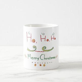 HO HO HO frohe Weihnacht-Tasse Kaffeetasse