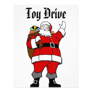 Ho, Ho, Ho frohe Weihnachten! - 21,6 X 27,9 Cm Flyer