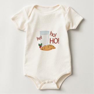 Ho Ho Ho Imbiss Baby Strampler