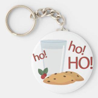 Ho Ho Ho Imbiss Schlüsselanhänger