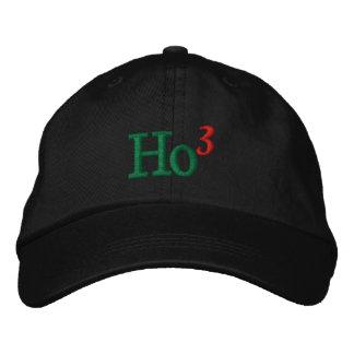 Ho Ho Ho Stickerei Bestickte Baseballmützen