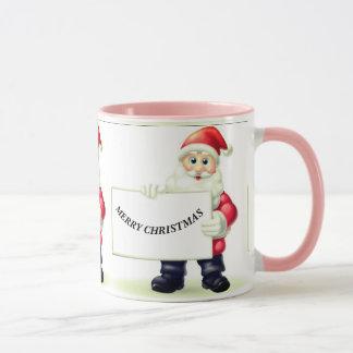 Ho ho ho. tasse