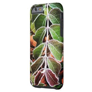 Hoarfrost verlässt iPhone 6/6s starken Fall Tough iPhone 6 Hülle