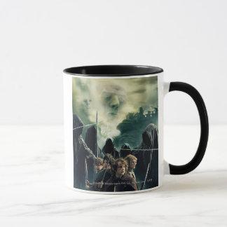 Hobbits bereit zu kämpfen tasse