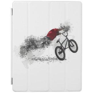 Hobby des Fahrrad-BMX iPad Smart Cover