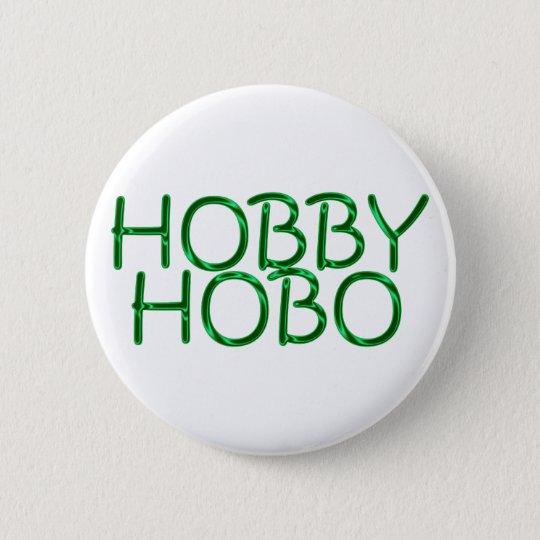 hobby hobo runder button 5,7 cm
