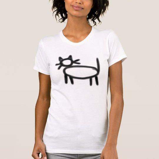Hobo Symbol: Kind Lady (black print) T-Shirt