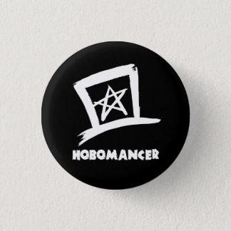 Hobomancer Hobo-Zeichen-Knopf Runder Button 3,2 Cm