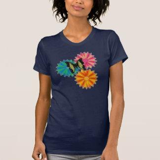 hoch als Schmetterling T-Shirt