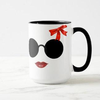 Hoch entwickelte Dame - Kaffee-Tasse Tasse