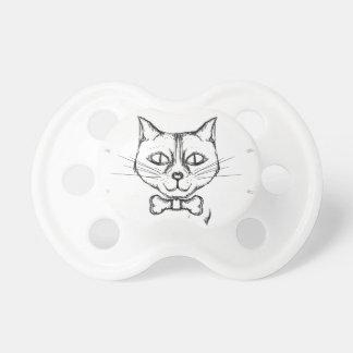 Hoch entwickelte Katze Schnuller