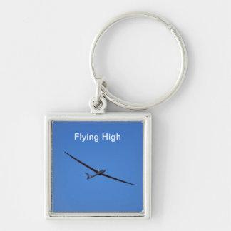 Hoch fliegen schlüsselbänder