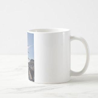 Hoch versenden Sie Pelikan von London Kaffeetasse