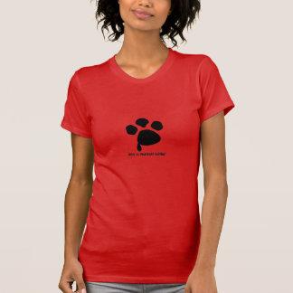 Hoch zu der tierischen Misshandlung T-Shirt