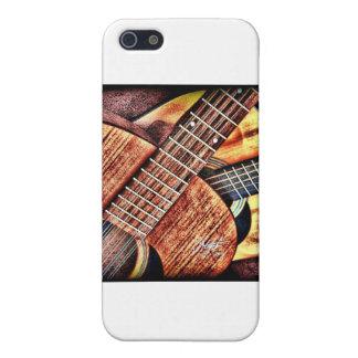 Hochauflösende Gitarren Etui Fürs iPhone 5