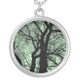 Hochauflösender Baum - blasses es-grün