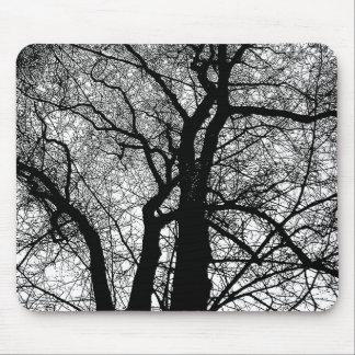 Hochauflösender Baum Mauspad