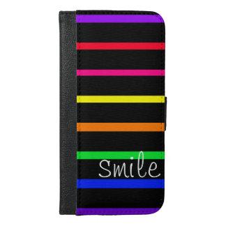 Hochauflösender Telefon-Kasten-Regenbogen