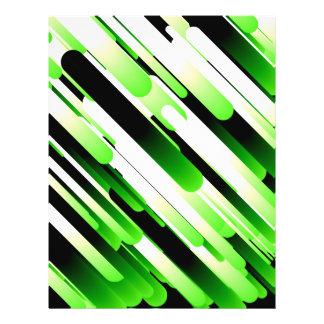 Hochauflösendes Grün 21,6 X 27,9 Cm Flyer