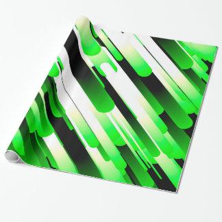 Hochauflösendes Grün Einpackpapier