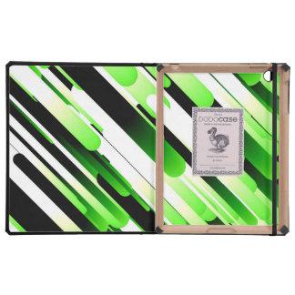 Hochauflösendes Grün Schutzhülle Fürs iPad