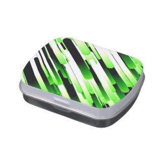 Hochauflösendes Grün Vorratsdose