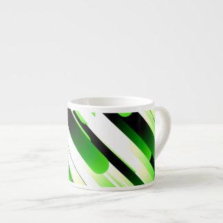 Hochauflösendes Grün Espressotassen