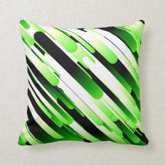 Hochauflösendes Grün Kissen