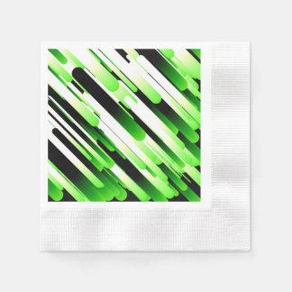 Hochauflösendes Grün Serviette