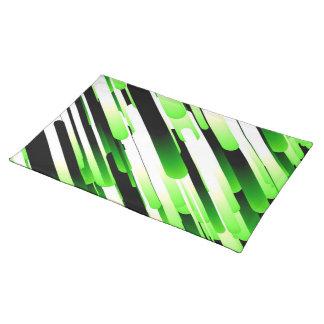 Hochauflösendes Grün Tisch Sets