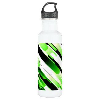Hochauflösendes Grün Trinkflaschen